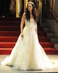 robe de mari e gossip la robe de mariée de blair waldorf