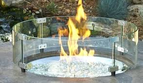 napa valley crystal fire pit table crystal fire pit table crystal gas fire pit table mindmirror info