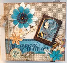 tropical photo album 81 best scrapbooking mini albums images on mini albums