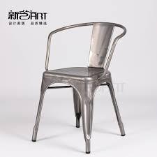 chaise m tal industriel branche européenne chaise ikea chaise métal chaise mode casual