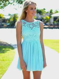 blue lace dress light blue lace dresses naf dresses