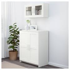 brimnes cabinet with doors white 78x95 cm shelves storage and doors