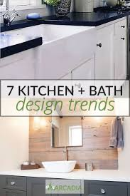 243 best bathrooms images on pinterest bathroom cabinets arcadia pdx 7 kitchen and bath design trends natural wood gray black and