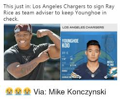 Ray Rice Memes - this just in los angeles chargers to sign ray rice as team adviser