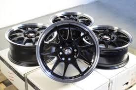 toyota corolla 15 inch rims inch black automotive rims 15 wheels set of