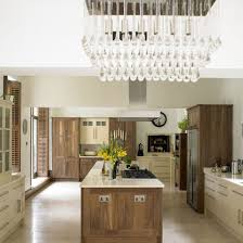 lighting for kitchen island kitchen lighting ideas ideal home