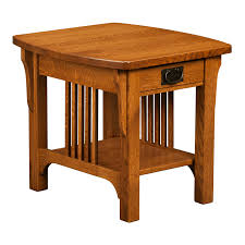 mission style end tables amish end tables furniture amish end tabless amish furniture