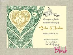 nikkah invitation 82 best nikkah muslim weddings images on indian