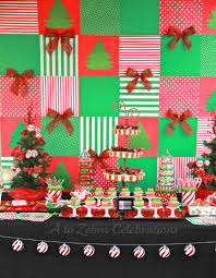 christmas party decorations ideas best kitchen designs
