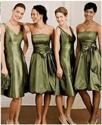 moss green bridesmaid dresses i it when bridesmaids get to their own dresses in a