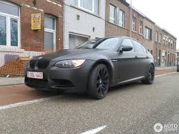 matte grey bmw bmw m3 e90 sedan 2009 18 november 2012 autogespot