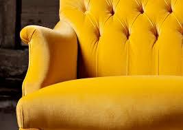 Banana Armchair Traditional Armchair Velvet William Spooner Fleming U0026 Howland
