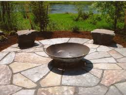 Stone Patio With Fire Pit Stone Patio Designs With Fire Pit U2013 Outdoor Design