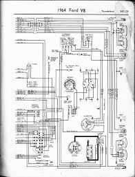 1964 ford thunderbird wiring diagram image details