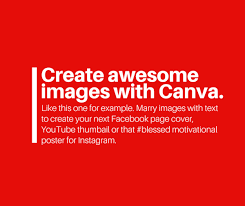easily design awesome posters images online with canva