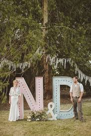 wedding backdrop size the bigger the marquee letters the better these size
