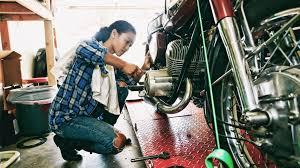 motorcycle maintenance spring checklist