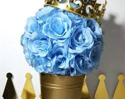 baby shower centerpieces boy crown bottle centerpiece for prince baby shower boys royal
