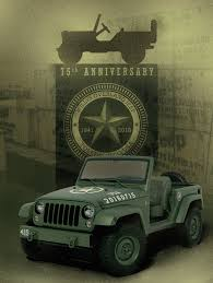 badass jeep wrangler jeep is building a badass ww2 themed concept wrangler right now