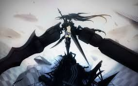 black rock shooter image black rock shooter wallpaper by theaceoverlord jpg black
