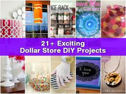 dollar store diy home decor 21 exciting dollar store diy projects