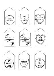 sew u0026 such free printable christmas gift tags english u0026 afrikaans