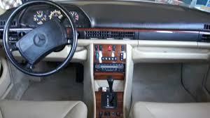 mercedes 420sel 1991 mercedes 420sel w126 2 owner 122k for sale