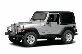 2004 jeep wrangler information