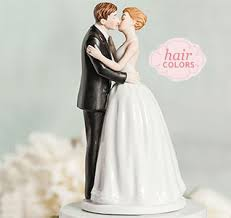wedding cake toppers and groom traditional cake top couples groom cake figurines