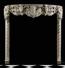 striking marble fireplace in transitional how people celebrate