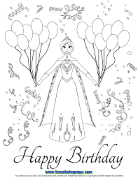 hm coloring pages frozen free