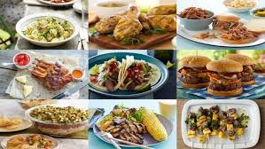 50 barbecue recipes to feed a crowd recipes food network uk
