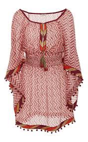 Zig Zag Reception Desk Zig Zag Triangle Sleeve Dress By Talitha Moda Operandi