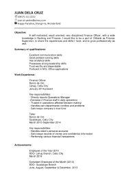Resume Samples Project Coordinator by Targeted Resume Examples Resume For Your Job Application