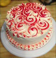 birthday cakes images delicious alluring red velvet birthday cake