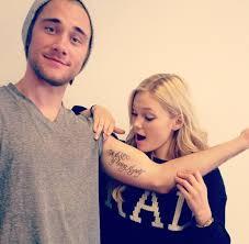 photo luke benward has a new tattoo january 27 2014
