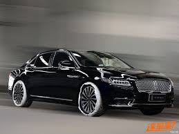 lincoln jeep 2016 lincoln continental presidential a great leap forward in luxury