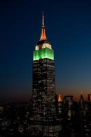empire state building lights tonight tower lights empire state building empire state and building