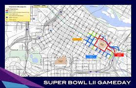 Nfl Coverage Map Minneapolis Super Bowl Media Coverage Minneapolis Riverfront