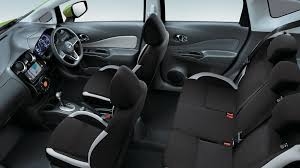 tiida nissan interior new note compact hatchback nissan