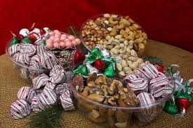 and nut assortment