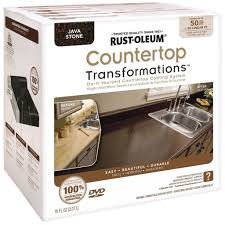 Kitchen Cabinets Diy Kits by How To Transform Kitchen Cabinets And Countertop With Rust Oleum