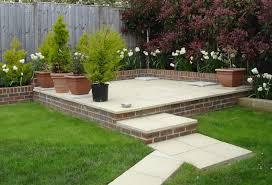 Small Backyard Privacy Ideas Triyae Com U003d Backyard Landscaping Ideas With Deck Various Design