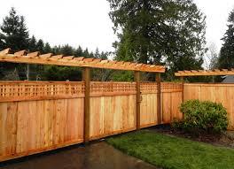 snohomish fence sublime garden design landscape design