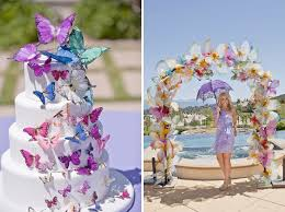 kara s ideas butterfly themed bridal shower kara s ideas