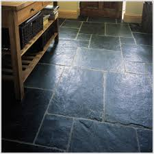 Slate Kitchen Floor by Rustic Slate Kitchen Floor Tiles Tiles Home Decorating Ideas