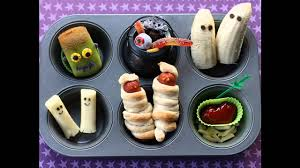 creative halloween snack ideas for kids youtube