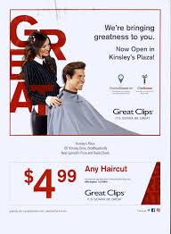 great clips hair salon comes to kinsley plaza brodheadsville u2013 the