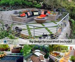 Backyard Paradise Ideas Landscape Design Small Backyard Clinici Co