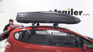 honda crv cargo box review of the thule rooftop cargo box on a 2012 honda